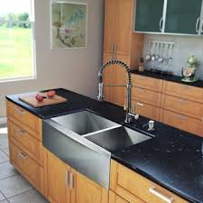 Kitchen Sink Set by Vigo All In One 36 U201d Camden Stainless Steel Farmhouse Kitchen Sink