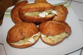 cuisine tunisienne fricassé fricassé tunisien la cuisine de nanette