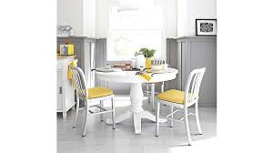 Crate And Barrel Dining Room Sets Crate And Barrel Dining Room Tables Luxurious White Crate And