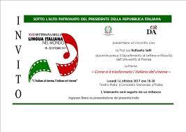 consolato generale d italia a casablanca società dante alighieri comitato di casablanca