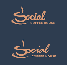 Seeking Font Seeking Critique On A Logo For A Local Coffee House Need To