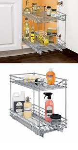 Under Cabinet Kitchen Storage by 12 Small Kitchen Storage Ideas Craftriver