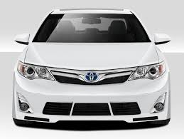 1997 toyota camry accessories 2013 toyota camry front bumper page 1 duraflex kits