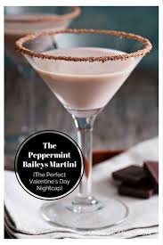 chocolate peppermint martini the peppermint baileys martini urban mommies