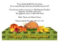 thanksgiving invitation wording for your thanksgiving dinner