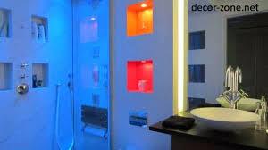 led bathroom lighting ideas 15 creative bathroom lighting ideas