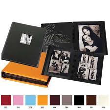 Leather Photo Albums 8x10 Leather Album Designs Regency Series Spiral Bound Album With 3x3