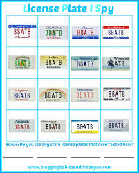 children u0027s travel printables free cruise journal u0026 license plate