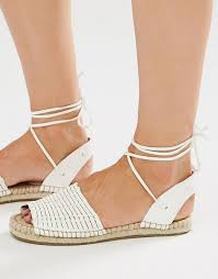 look womens boots sale look tie ankle espadrille sandal white shoes look