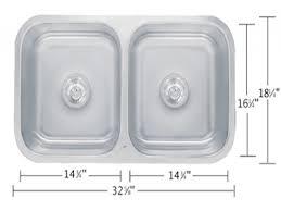 Bathroom Sink Sizes Standard Kitchen Sinks Sizes Standard Size Double Sink Bathroom Sink