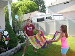 Challenge Water Balloon Water Balloon Water Balloon Towel Toss Is A Summer