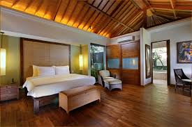 Top Modern Master Wooden Tropical Bedroom Design Ide Buat Rumah - Bali bedroom design