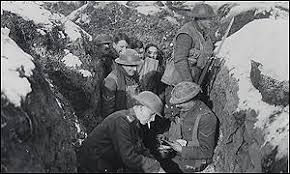 the christmas truce of 1914 u2022 damn interesting