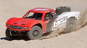 baja truck 1 10 baja rey 4wd desert truck brushless rtr with avc red