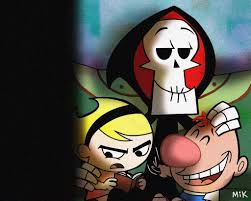 grim adventures of billy and mandy halloween background in the search for cartoon amino