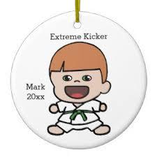 karate christmas gifts on zazzle