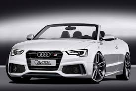 white audi a5 convertible caractere styling kit for audi a5 cabrio