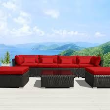 Sectional Patio Furniture Sets - amazon com modenzi 7c u outdoor sectional patio furniture