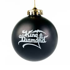 king no presents for ornament black