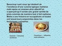 cuisine nord africaine institute of tourism studies malta la cuisine maltaise par ruth