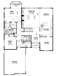 Coastal Cottage Home Plans by 208 Best House Plans Images On Pinterest House Floor Plans