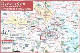 Maps Boston by Cambridge Boston Map Harvard Mit Art Usa Trip Pinterest Boston