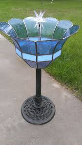 Bird Solar Lights by 48 Best Concrete Bird Bath Ideas Images On Pinterest Bird Baths