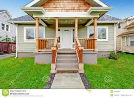 house exterior front porch view stock photo image 41004511