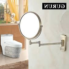extension bathroom mirror bathroom mirror wall mount with extension arm juracka info