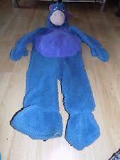 Eeyore Halloween Costume Eeyore Unisex Ebay