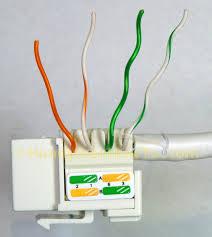 how to wire a cat6 rj45 ethernet jack handymanhowto com