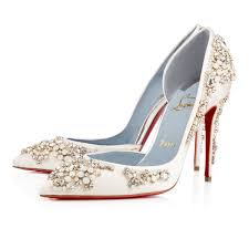 Wedding Shoes Hk Brodiriza 100 Version Ivory Crepe Satin Satin Lurex Women Shoes