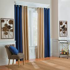 Insulated Thermal Curtains Grommet Top Insulated Curtains