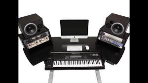 studio keyboard desk ergo lite keyboard studio desk youtube