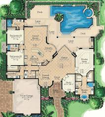 Lanai Access For All 24104bg Architectural Designs House Plans House Plans With Lanai