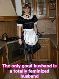 husband is feminized pin by aysha knowles on q sissy pinterest maids sissy maid and