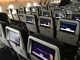 Boeing 787 Dreamliner Interior Air France Highlights Big Plans For Its Boeing 787 Dreamliner