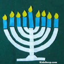 menorah candle holder hanukkah and kwanzaa activities lessons and crafts kidssoup