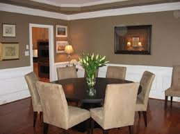contemporary round dining room tables home interior decorating ideas