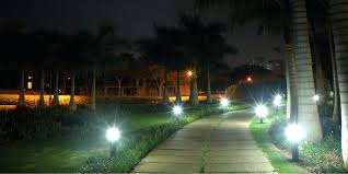 Best Solar Powered Outdoor Lights Solar Powered Lights Solar Garden Path Lighting Stylish Solar