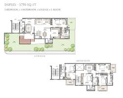 Garden Apartment Floor Plans Specifications Palm Garden Gurgaon Emaar Mgf Gurgaon