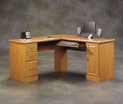 Oak Corner Computer Desk Sauder Orchard Corner Computer Desk Sauder Orchard