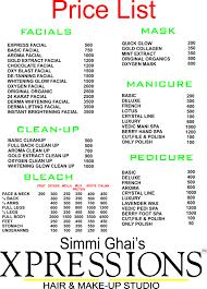 xpression salon u0026 spa deals offer at punjabi bagh u2013 dealsandyou com