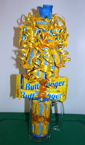 gift mugs with candy butterfinger tower in a mug s crafts