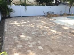 pool patio pavers brick pavers tampa patio pavers brick paver patio 2 dynamite