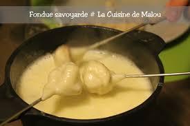 la cuisine de malou la fondue savoyarde la spécialité fromagère la cuisine de malou