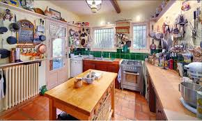 No One Kitchen by The Art Of French Decorating Steal The Style Of Julia Child U0027s