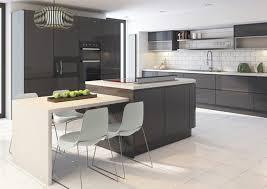 cuisine gris anthracite 56 idées pour une cuisine chic et