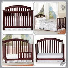 How To Convert Crib To Bed Baby Cribs Convert Size Bed Simmons Vancouver Crib N More