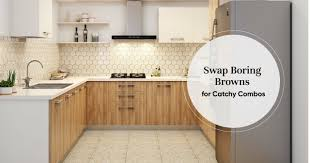 which colour is best for kitchen slab according to vastu which colour pairs best with brown kitchens